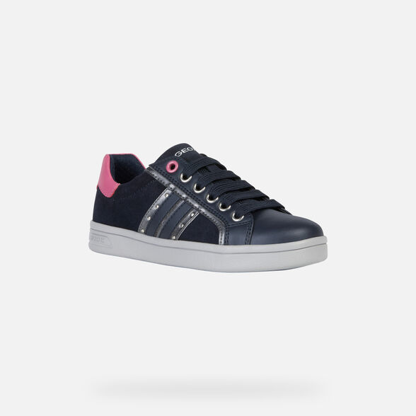LOW TOP BOY GEOX DJROCK GIRL - 3