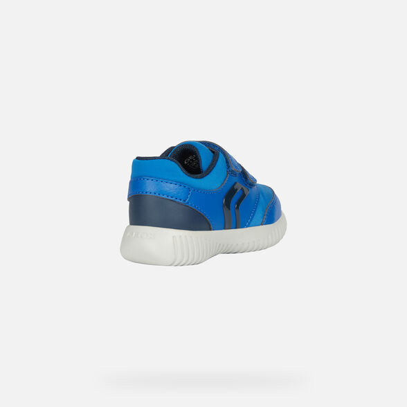 LOW TOP BABY GEOX WAVINESS BABY BOY - 5