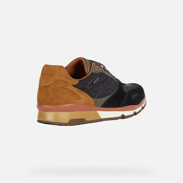 SNEAKERS MAN GEOX SANDFORD ABX MAN - 5
