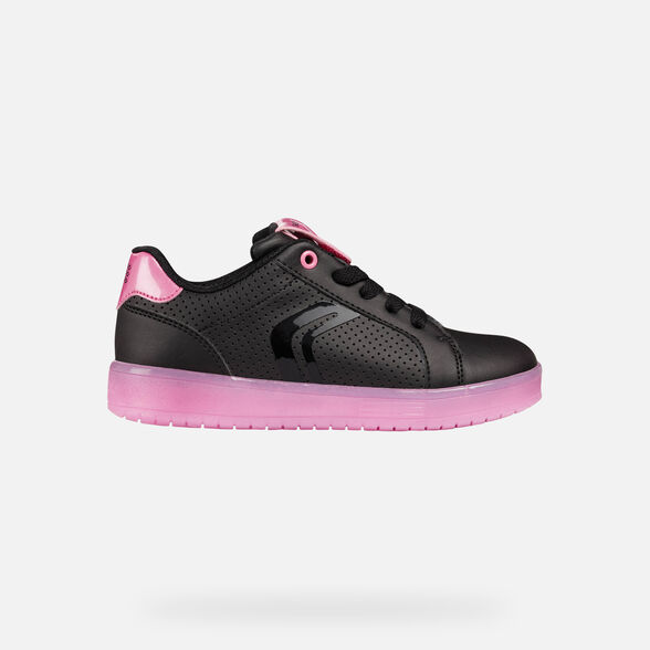 CHAUSSURES LED FILLE GEOX KOMMODOR FILLE - 3