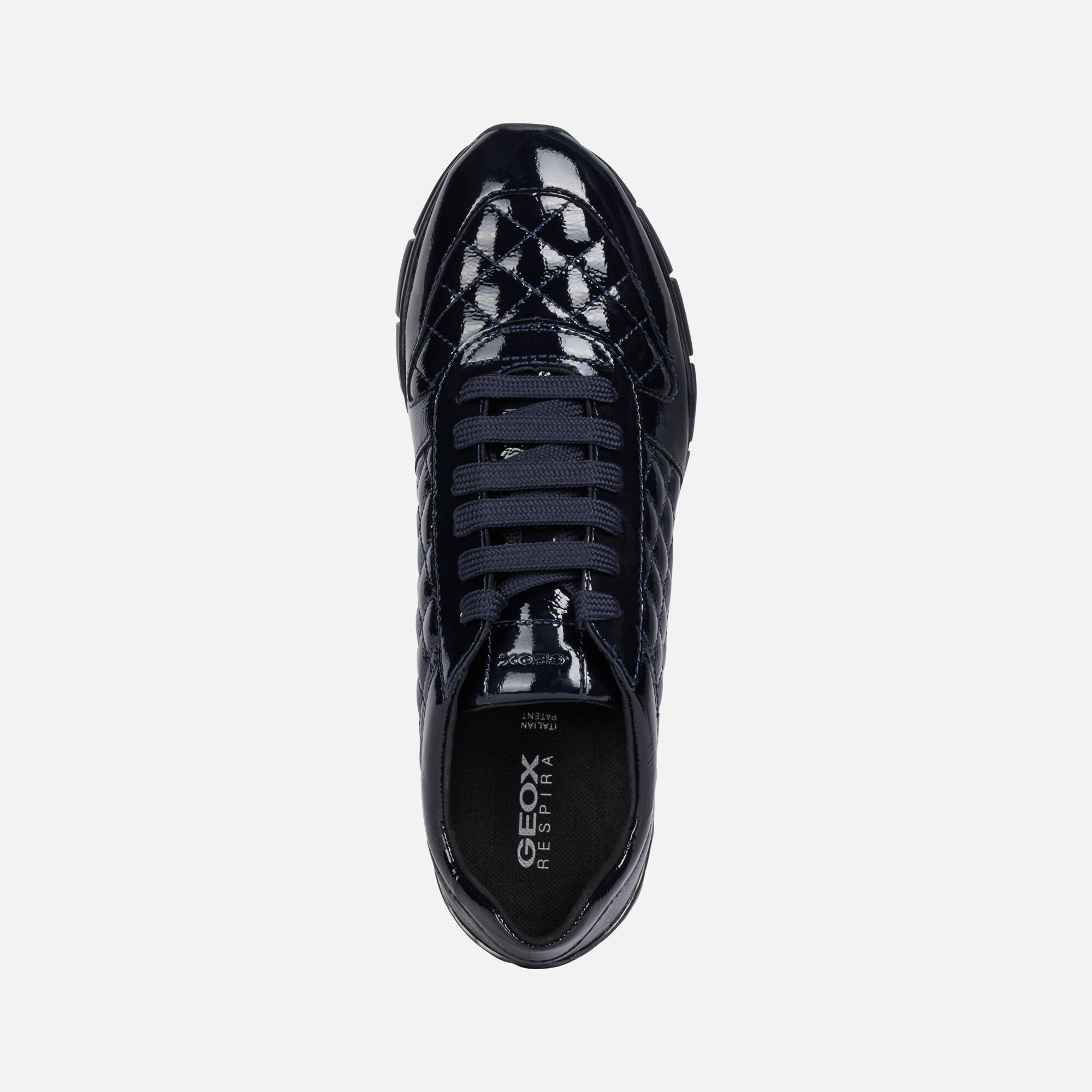 Blu DonnaGeox® Geox Sneakers Sukie Basse XkiZuOPT