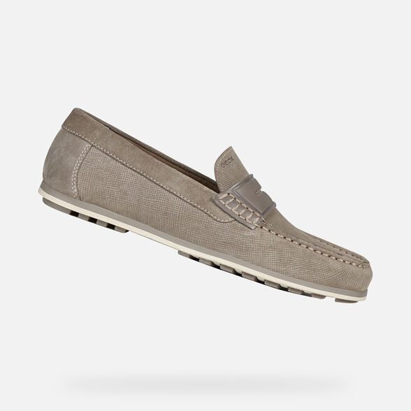 MAN LOAFERS GEOX MIRVIN MAN - 1