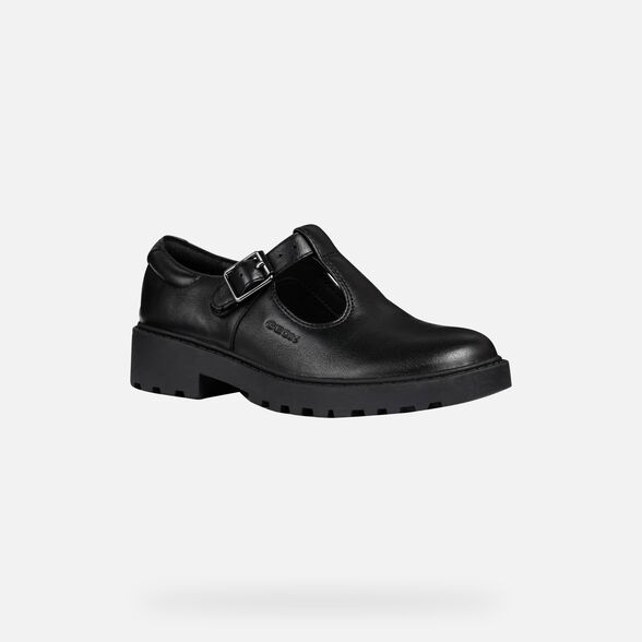 FILLE CHAUSSURES POUR UNIFORME GEOX CASEY FILLE - 3