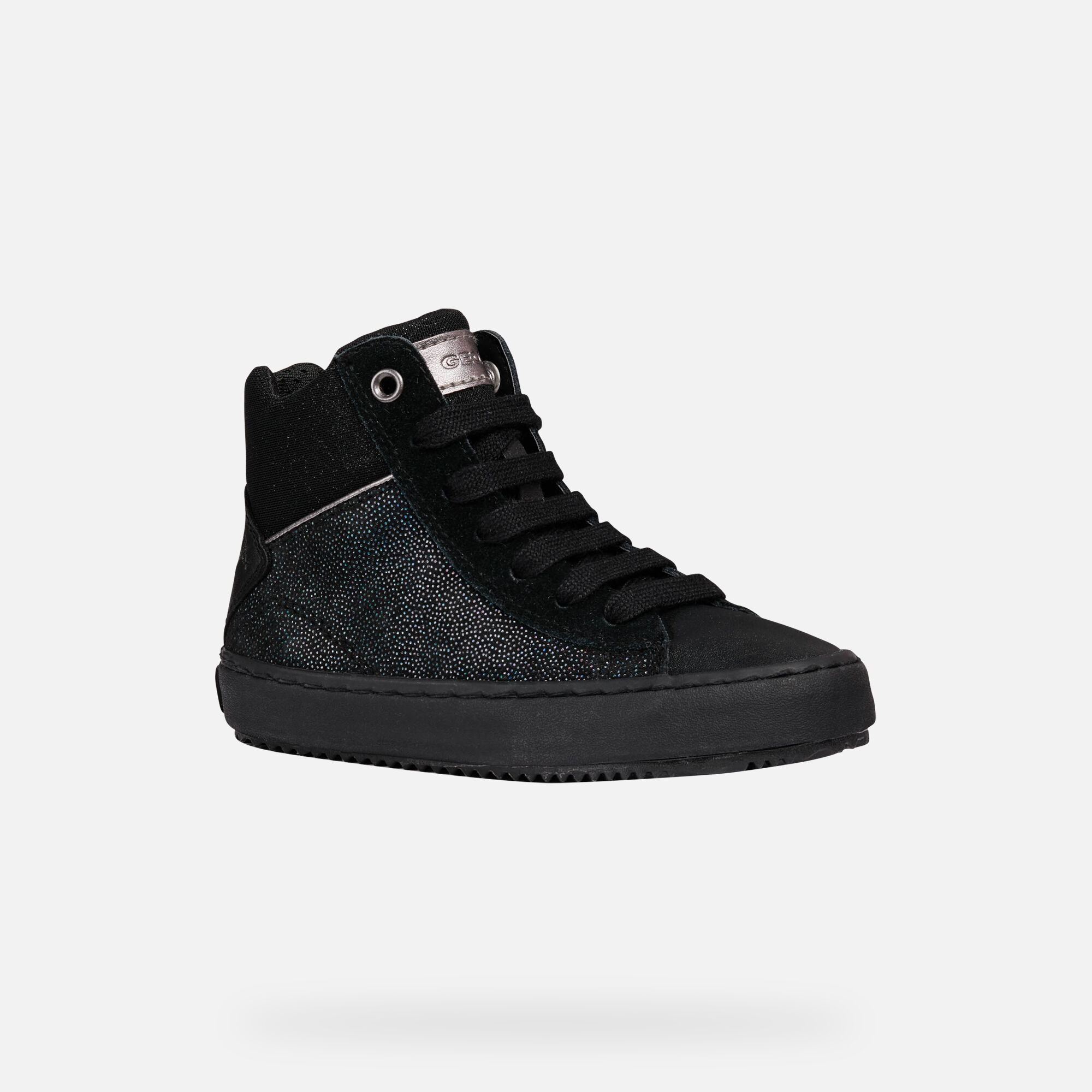 Geox Jr Kalispera Zip Up Kid's Shoes | Country Attire