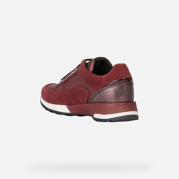 SNEAKERS DONNA GEOX ANEKO ABX DONNA - 4