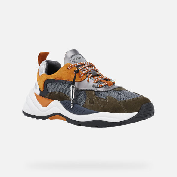 SNEAKERS UOMO GEOX T02 PHONICA - 3