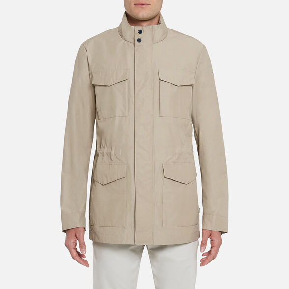 MAN JACKETS GEOX VINCIT MAN - 2