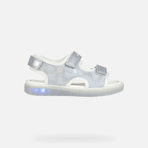 LIGHT-UP SHOES GIRL JR BLIKK - 8