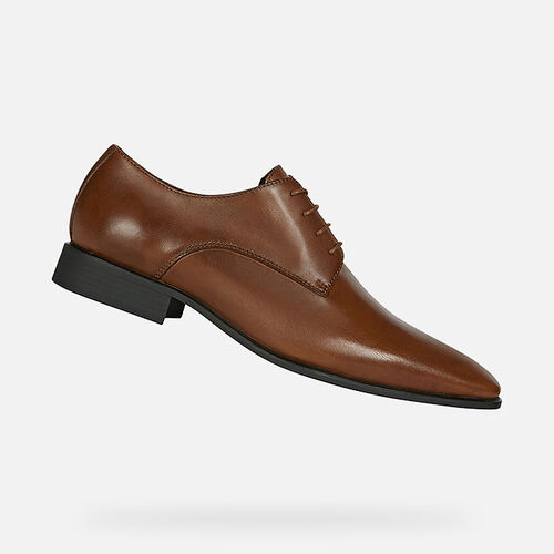 FORMAL SHOES MAN GEOX HIGH LIFE MAN - null