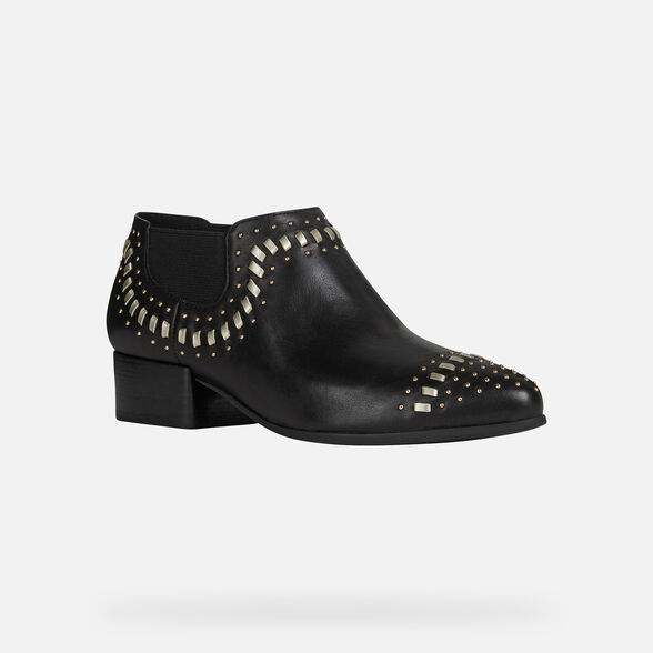 ANKLE BOOTS WOMAN GEOX PEYTHON WOMAN - 3