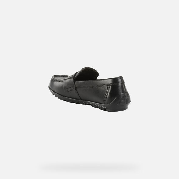 BOY LOAFERS GEOX NEW FAST BOY - 4