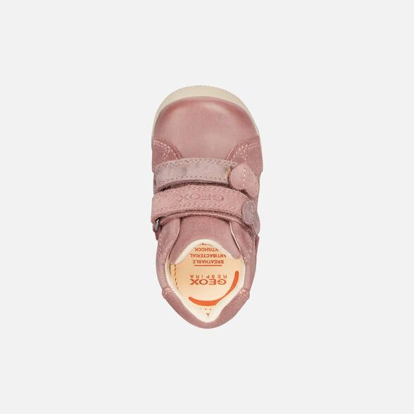 FIRST STEPS BABY GEOX NEW BALÙ BABY GIRL - 6