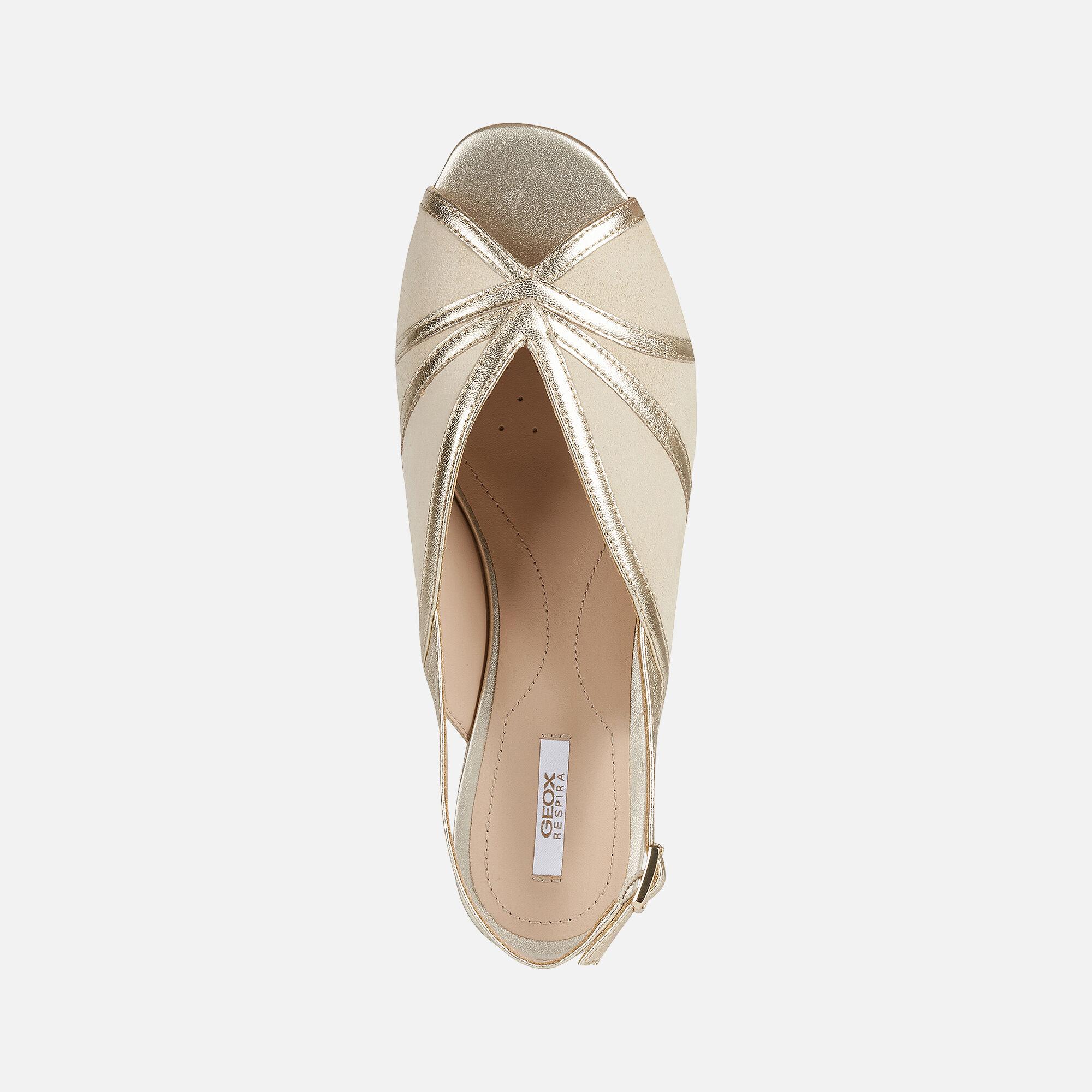 Geox WISTREY Woman: Sand Sandals | Geox SpringSummer