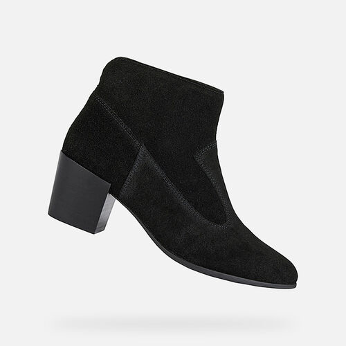 ANKLE BOOTS CAMEI MID WOMAN