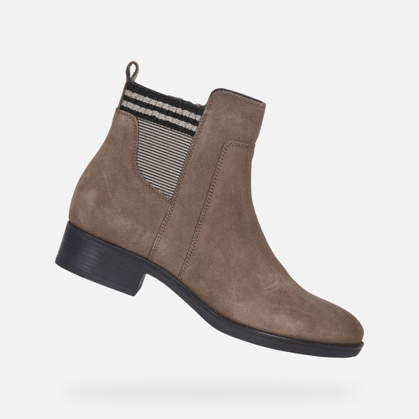 ANKLE BOOTS WOMAN GEOX FELICITY WOMAN - 1