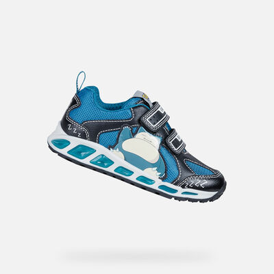 LIGHT-UP SHOES BOY JR SHUTTLE BOY