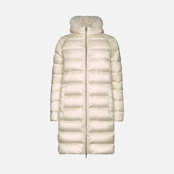 DOWN JACKETS WOMAN GEOX BLENDA WOMAN - 1