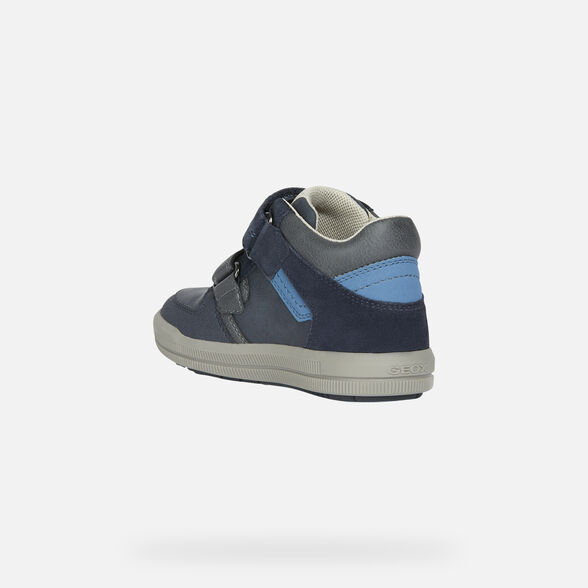 SNEAKERS BOY GEOX ARZACH BOY - 4