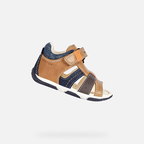FIRST STEPS BABY GEOX TAPUZ BABY BOY - null