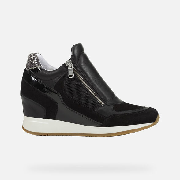 SNEAKERS WOMAN GEOX NYDAME WOMAN - 3