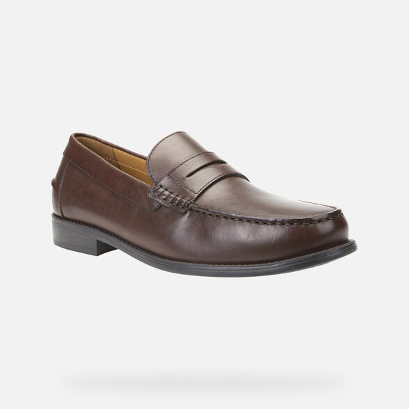 MAN LOAFERS GEOX NEW DAMON MAN - 3