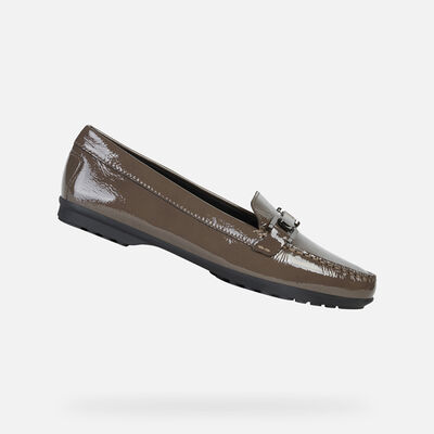 LOAFERS WOMAN GEOX ELIDIA WOMAN