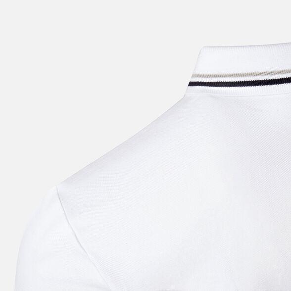 T-SHIRTS MAN GEOX SUSTAINABLE MAN - OPTICAL WHITE