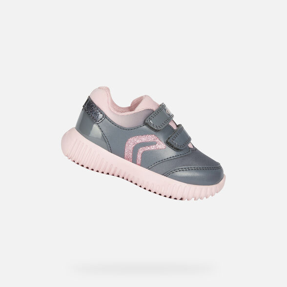 LOW TOP BABY GEOX WAVINESS BABY GIRL - 1