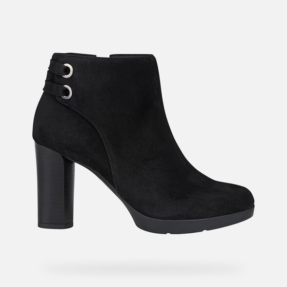 WOMAN ANKLE BOOTS GEOX ANYLLA WOMAN - 2