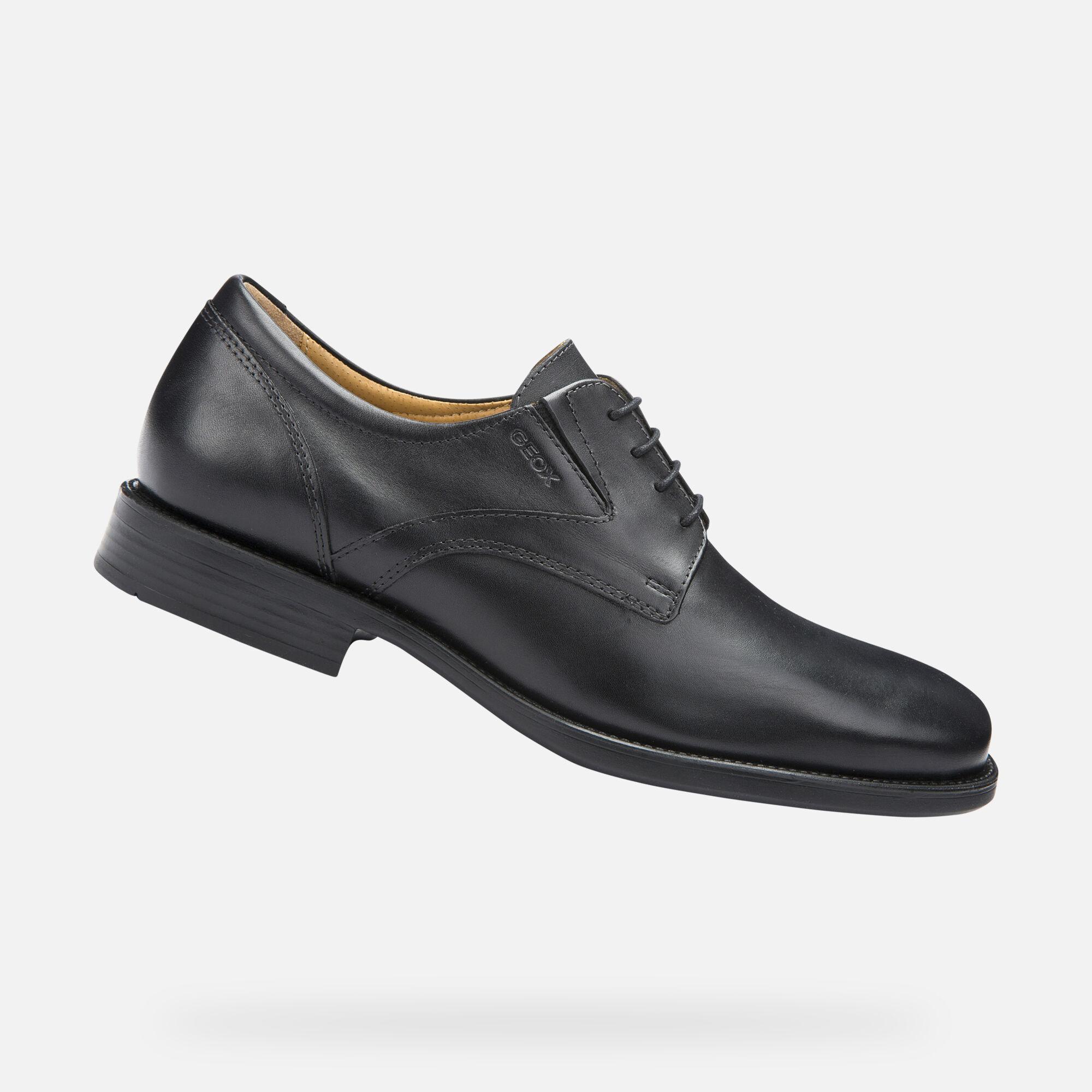 GEOX Sneakers Nero Uomo Scarpe Sneakers,geox scarpe,Italia