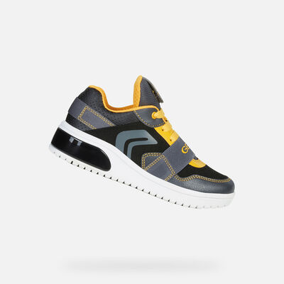 LIGHT-UP SHOES BOY GEOX XLED BOY