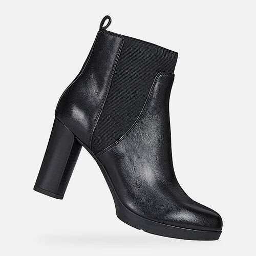 BOTTINES ANYLLA HIGH FEMME
