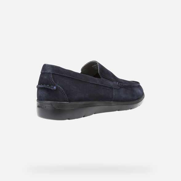 MAN LOAFERS GEOX LEITAN MAN - 5