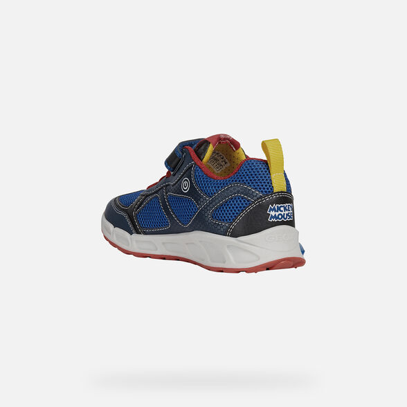 BOY SNEAKERS GEOX SHUTTLE BOY - 4