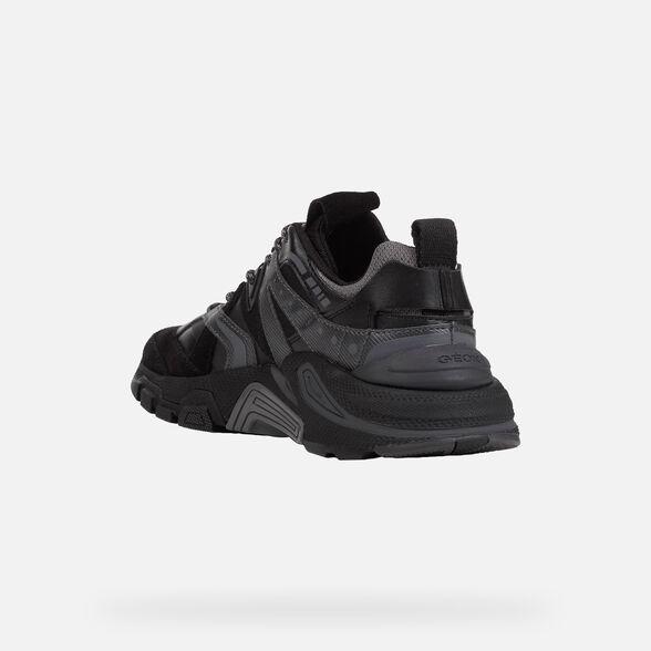HOMME SNEAKERS GEOX T01 PHONICA - 4