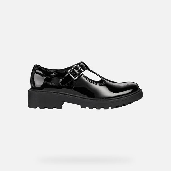 UNIFORM SHOES GIRL GEOX CASEY GIRL - 2
