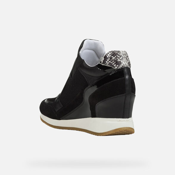SNEAKERS WOMAN GEOX NYDAME WOMAN - 5