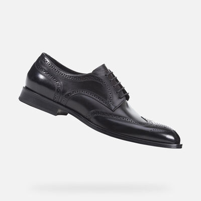 FORMAL SHOES MAN GEOX SAYMORE MAN