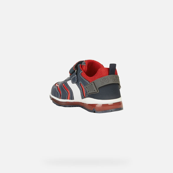 LIGHT-UP SHOES BABY GEOX TODO BABY BOY - 4
