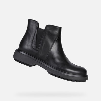 ANKLE BOOTS WOMAN GEOX ASHEELY WOMAN