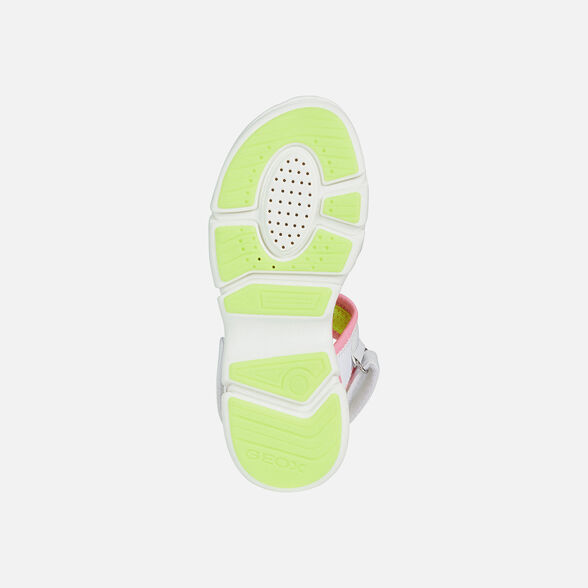GIRL SANDALS GEOX LUNARE GIRL - 7