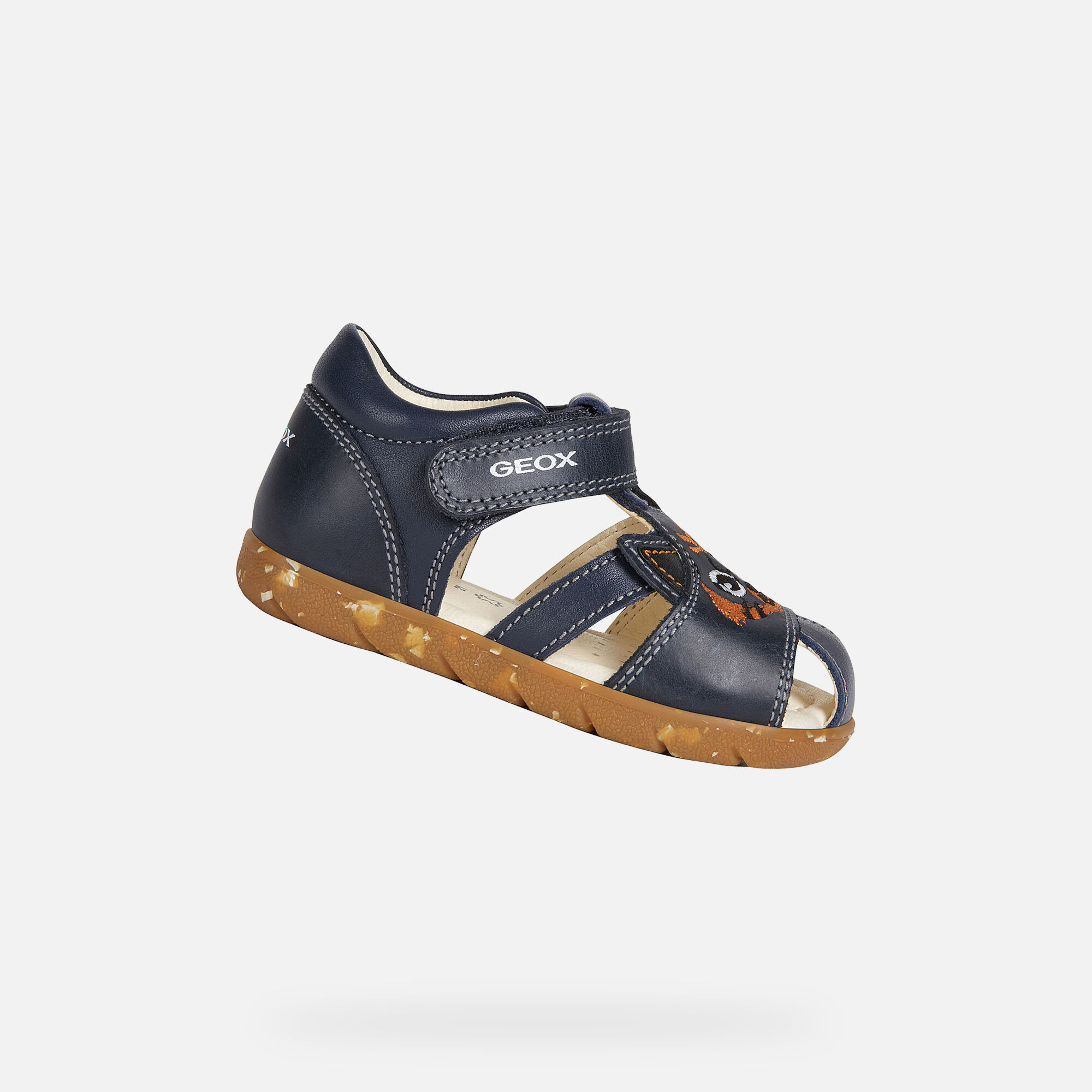 Geox ALUL BABY Boy: Navy Sandals   Geox