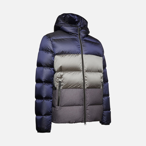 DOWN JACKETS MAN GEOX KASPAR MAN - 3