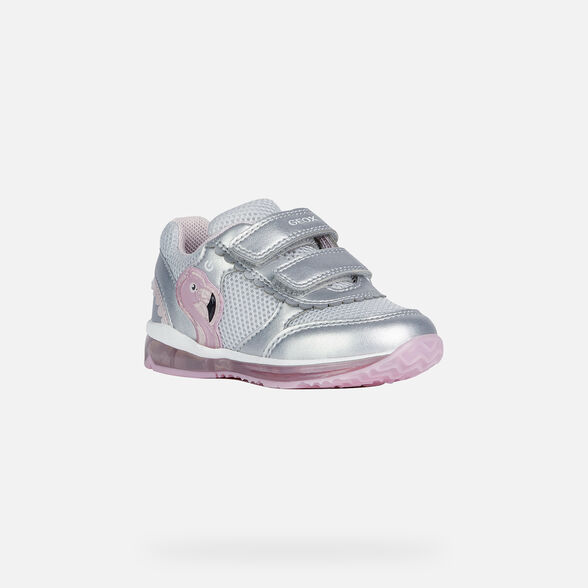 BABY LIGHT-UP SHOES GEOX TODO BABY GIRL - 3