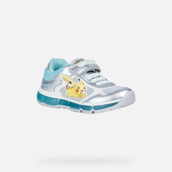 LIGHT-UP SHOES GIRL JR ANDROID GIRL - 3