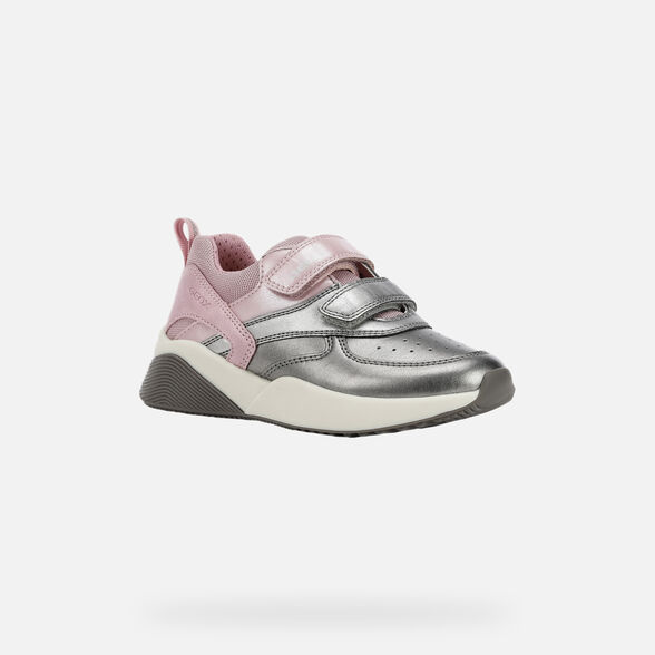SNEAKERS GIRL GEOX SINEAD GIRL - 3