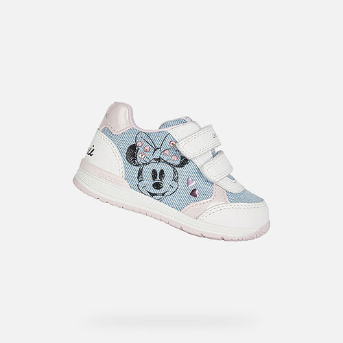 MICKEY MOUSE BABY GEOX RISHON BABY GIRL - null