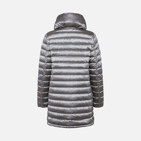 WOMAN DOWN JACKETS GEOX JAYSEN WOMAN - 5