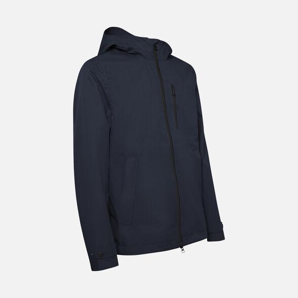 Redundante Completo desagradable  Geox SANFORD Man Blue Nights Jacket | Geox SS20