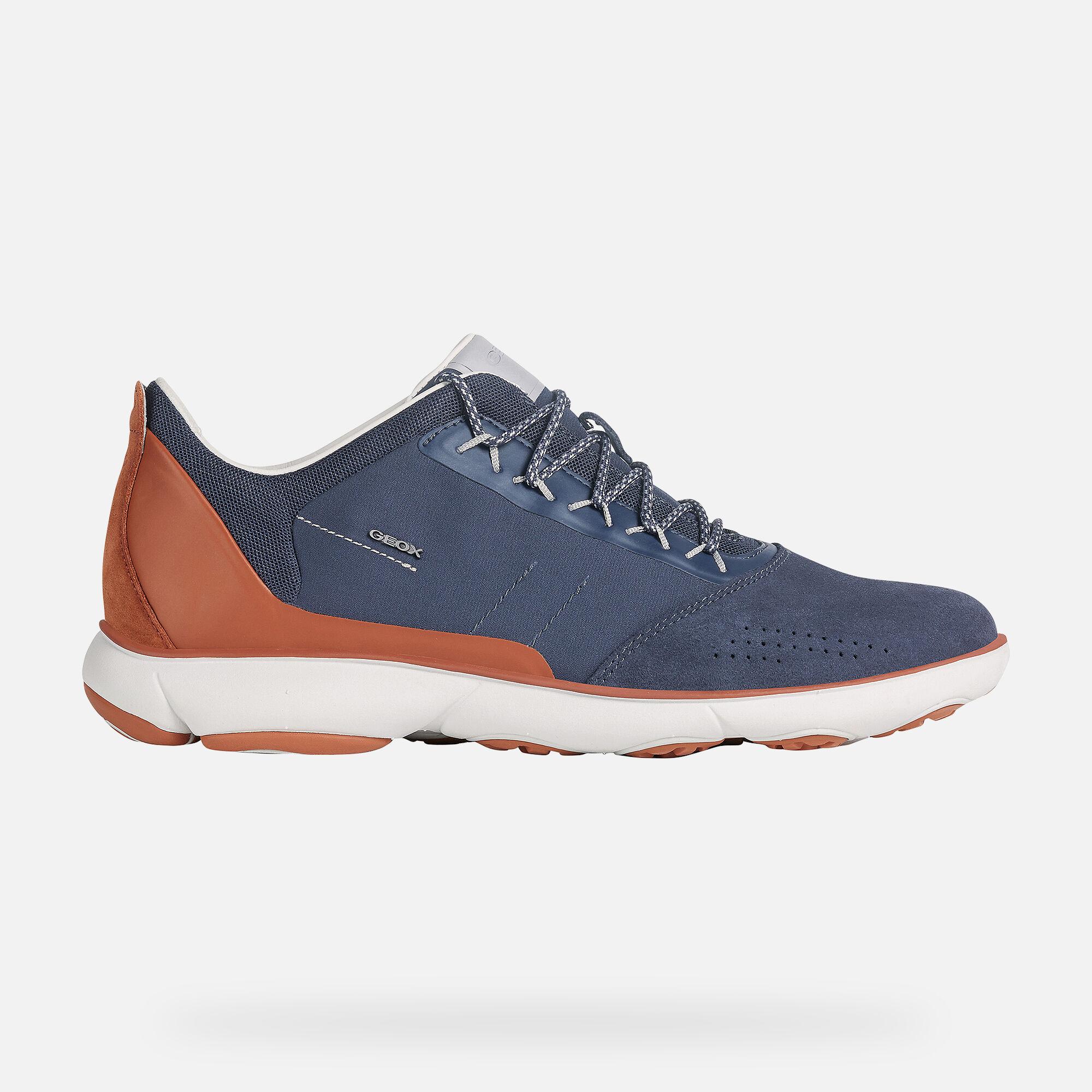Geox NEBULA Man: Avio Sneakers | Geox